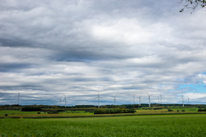 Windpark Waldhausen
